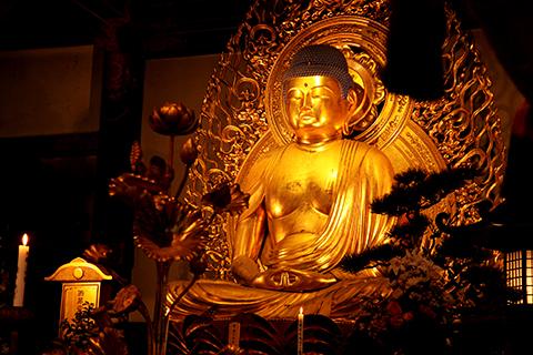 比叡山の仏像
