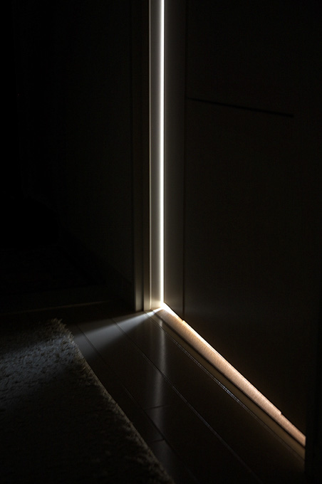 一筋の光,写真