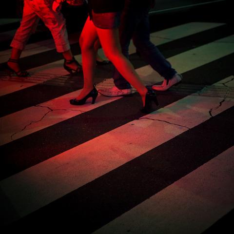 叙事的な観察 ―あるいは交差点について