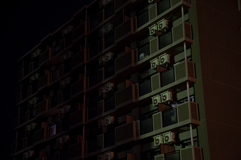 夜に歩く ―モノクロフィルムを想いながら―