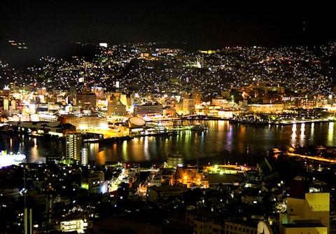 長崎の夜 ―稲佐山―