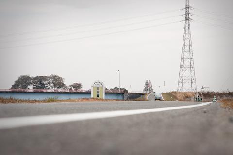 地表線 ―松阪市嬉野黒田―