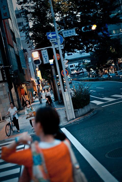 中区、17時。 愛知県名古屋市中区