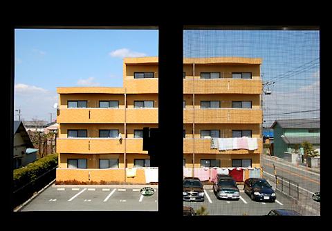 窓景,写真