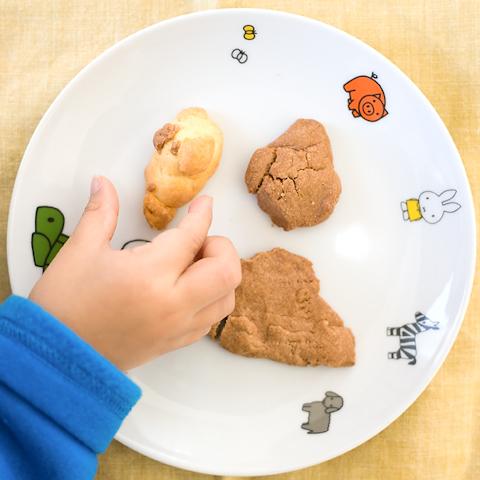 はじめてのクッキー