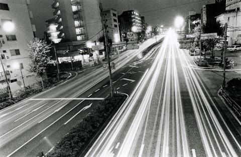 夜の環七,写真